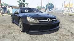 Mercedes-Benz SL 65 AMG (R230) v1.2 [replace] para GTA 5
