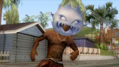 Final Fantasy Mobius - Oglock Skin v6 para GTA San Andreas