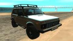 Niva 2121 para GTA San Andreas
