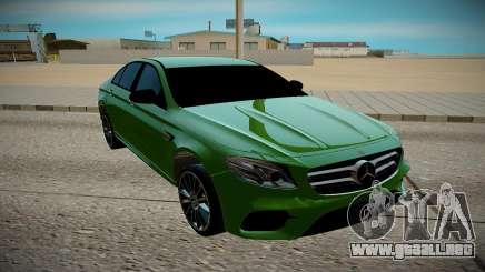 Mercedes-Benz E500 para GTA San Andreas