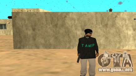 The Ballas Gang para GTA San Andreas