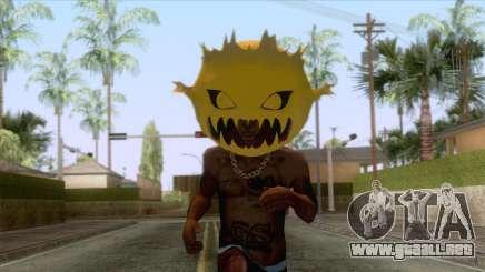 Final Fantasy Mobius - Oglock Skin v10 para GTA San Andreas