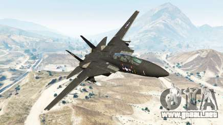 Grumman F-14D Super Tomcat [replace] para GTA 5