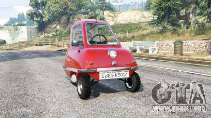 Peel P50 v1.1 [replace] para GTA 5