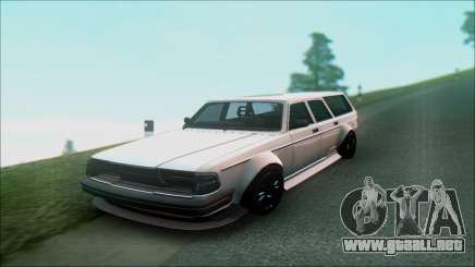 Volvo 945 para GTA San Andreas