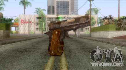 The Last of Us - 9mm Pistol para GTA San Andreas