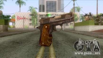 The Last of Us - 9mm Pistol para GTA San Andreas