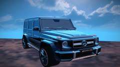 Mercedes AMG G63 Edition 463 para GTA San Andreas