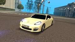 Porsche Panamera Turbo Armenian para GTA San Andreas