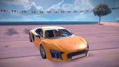 Audi V10 Plus para GTA San Andreas