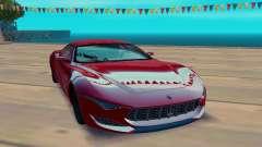 Maserati Alfieri Concept para GTA San Andreas