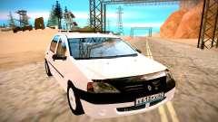 Renault Logan v3 para GTA San Andreas