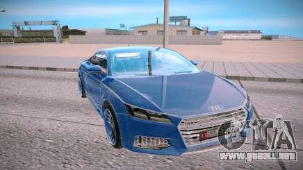 Audi TTS para GTA San Andreas