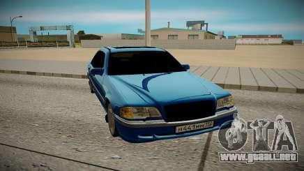 Mercedes-Benz C230 para GTA San Andreas