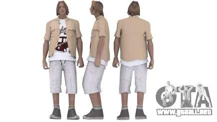 Paul para GTA San Andreas