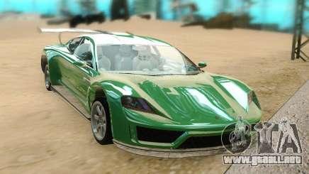 Pfister Neon para GTA San Andreas