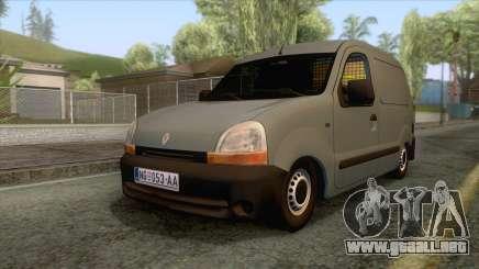 Renault Kangoo Mk1 para GTA San Andreas
