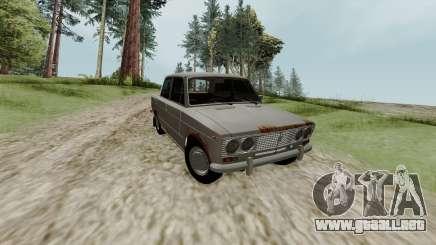 VAZ 2103 Óxido para GTA San Andreas