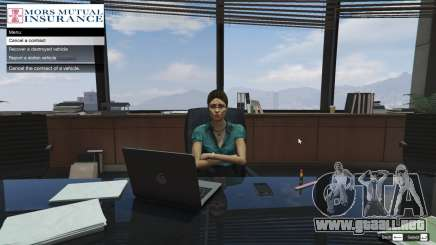 Mors Mutual Insurance - Single Player (MMI-SP) 1 para GTA 5