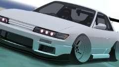 Nissan Silvia s13 BGV2 para GTA San Andreas