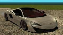 McLaren 570GT para GTA San Andreas