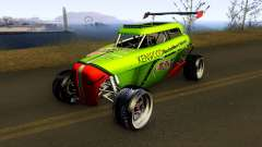 Hot Wheels Rip Rod 2012 para GTA San Andreas