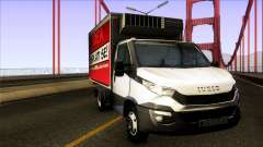 Iveco Daily Transporter 2014 para GTA San Andreas