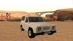 Aro 243D 1975 para GTA San Andreas
