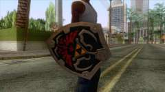 Hylian Shield para GTA San Andreas