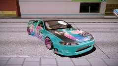 Nissan Silvia SpecR para GTA San Andreas