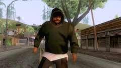 Beta Fam Skin 4 para GTA San Andreas