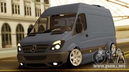 Mercedes-Benz Sprinter para GTA San Andreas