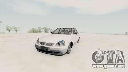 VAZ-2170 Antes de para GTA San Andreas