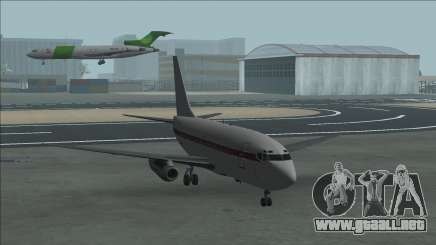 Boeing 737-100 Janet Airlines para GTA San Andreas