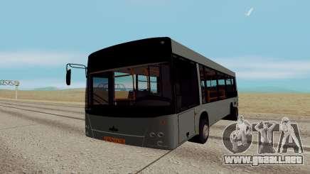 MAZ-206000 para GTA San Andreas