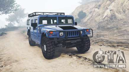 Hummer H1 Alpha Wagon v2.1 [replace] para GTA 5
