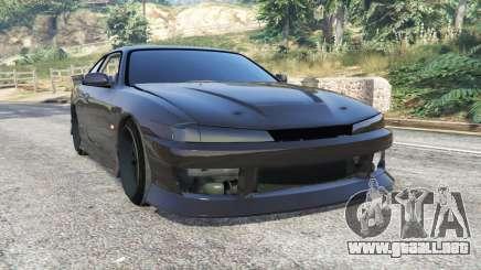Nissan Silvia (S14a) [replace] para GTA 5