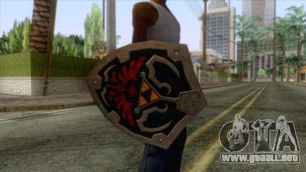 Hylian Shield para GTA San Andreas