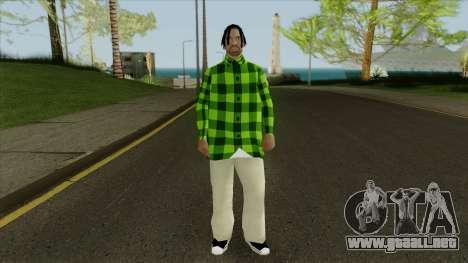 New Fam2 HD para GTA San Andreas