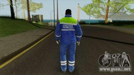 Medic v. 2 para GTA San Andreas