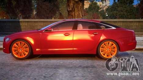 Jaguar XJ-L 2013 para GTA 4
