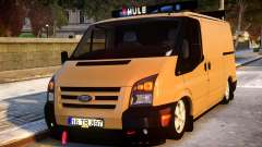 Ford Transit TUNING