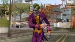 Batman Arkham City - Joker Skin v1 para GTA San Andreas