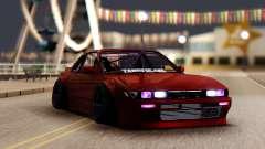 Nissan Silvia S13 CAMBEGANG