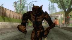 The Witcher 3 - Werewolf para GTA San Andreas