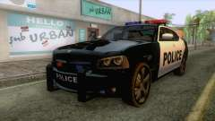 Dodge Charger SRT8 Police