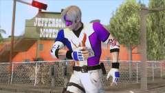 Masked Leon Skin v1 para GTA San Andreas