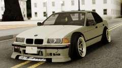 BMW 3-er E36 para GTA San Andreas