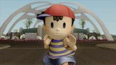 Super Smash Bros. Brawl - Ness para GTA San Andreas