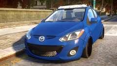 Mazda 2 DRIFT Car para GTA 4
